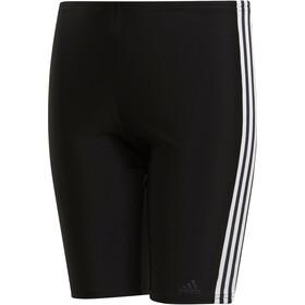 adidas Fit 3S Costume da gara jammer Ragazzo, nero/bianco